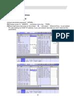 Procedimento Ethernet - M70