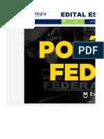 Edital Estrategico_polícia Federal_papiloscopista Policial Federal