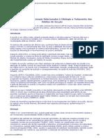 Aspectos psico-emocionais relacionados à etiologia e tratamento dos hábitos de sucção