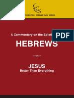 Hebrews Com Me Book