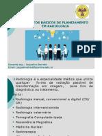 II - Conceitos de Planejamento e Organização em Radiologia II