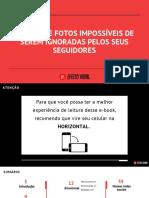 Ebook Efeito Viral - 4 Fotos Impossíveis de Serem Ignoradas
