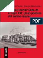 Garbatzky Berlín contrapunteo cubano