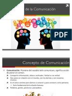 1. El proceso de la Comunicacion