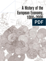 A History of the European Economy, 1000-2000 - Crouzet (University Press of Virginia 2001)