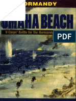 Battleground Europe - Normandy Omaha Beach