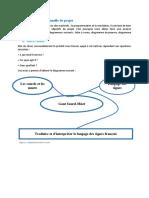 Analyse fonctionnelle de projet