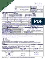 FT - 529 VENDA GYPSONA® - FICHA TECNICA