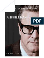 A Single Man Christopher Isherwood Pdf