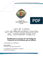 2020 08 13 Ley de Profesionalizacion