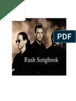 Rush_Songbook