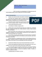 Espírito Dr. Fritz - Médium Roberto Barbosa - Questão 745
