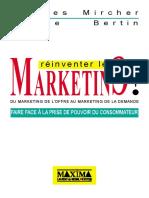 Réinventer le Marketing