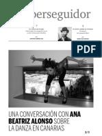 El perseguidor 35 - revista de limba spaniola din Tenerife