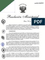 Resolución Ministerial N° 568-2021-MINSA