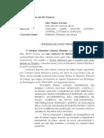 Habeas Corpus 164.493 Paraná
