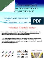 EVENTO EN EL PUNTO DE VENTAS