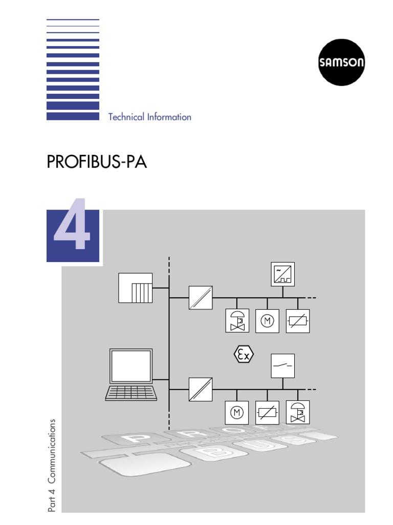Profibus Pa Parameter Computer Programming Osi Model Wiring Guide