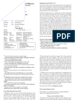 Pew Sheet 13 Mar 2011
