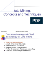 Data Warehouse Chapter 01