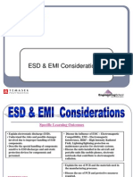 Topic 6 ESD & EMI considerations Electrostatic Sensitive Devices (M4.2, 5.12 &5.14)_1