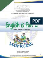 English 1 Q4