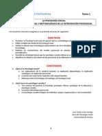 Desarrollo esquema tema 1 IP 2010