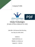Profile - i3indya Technologies