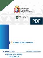 Plan. de Infr. - Modulo 1- Sesion 1.2 Planifi e Infra. Vial