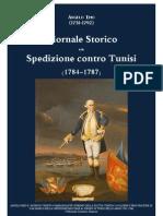 EMO Angelo. Giornale Storico Della Spedizione a Tunisi 1784-87