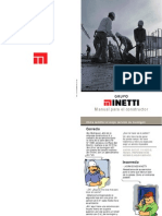 Manual para el constructor