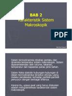 3. Karakteristik Sistem Makroskopik [Compatibility Mode]