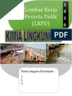 3. LKPD_Limbah, Jenis dan Karakteristiknya