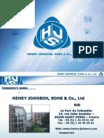 Henry johnson business