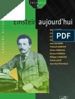 Einstein Aujourdhui eBook