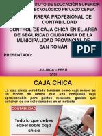 Control de Caja Chica