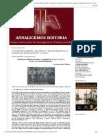 Lectura 15. ANNALICEMOS HISTORIA_ La deuda historiográfica. San Marcos e Historia Amazónica. A propósito de Síntesis Social nº 5. Parte I