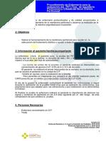 P 093 Procedimiento de Enfermería PET y Cribado Na en Dialisis Peritoneal