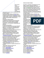 História da Tabela Periódica (1)