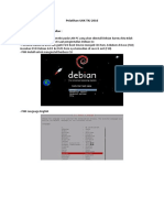 Modul 1 Instlasi Debian