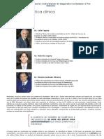 Capítulo 2 - Aspectos clínicos e laboratoriais do diagnóstico de Diabetes e Pré-Diabetes