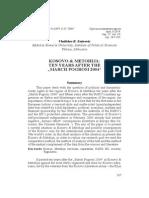 "Vladislav B. Sotirovic, ""Kosovo & Metohija"