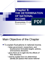 Ch09 - National Income Determination