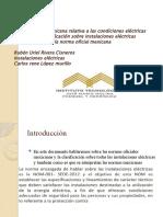 Norma oficial mexicana relativa a las condiciones 2