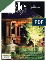 Style Home Design - March & April 2011-TV