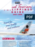RxPinoy Medical Tourism Philippines Guidebook 2007