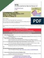 "Lyari Development Authority Hawksbay Scheme 42, Al Samad Estate ""Newsletter about Possession"""