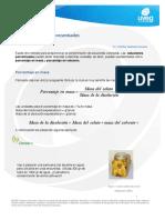 IQU B2 L4 Soluciones Porcentuales
