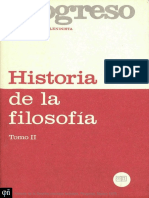 Historia de La Filosofia Tomo 2-Completo