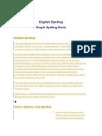 emag 2-28-11- English Spelling guide ejemplos reglas